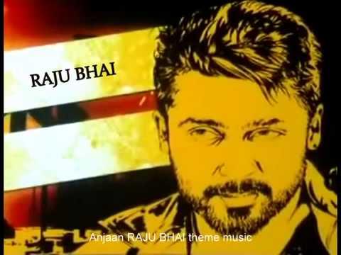 Anjaan Raju Bhai Theme Song Mp3 Download - Theme Image