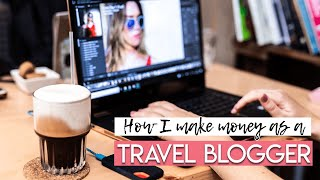 Have you ever wondered how travel bloggers make money? here are my 6 main blogging income streams. ------------------ 👍 subscribed yet? -------------...