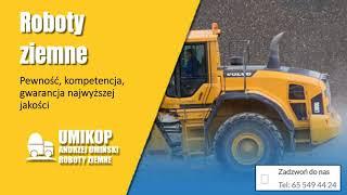 Kruszywo budowlane Zaborówiec Umikop Andrzej Umiński