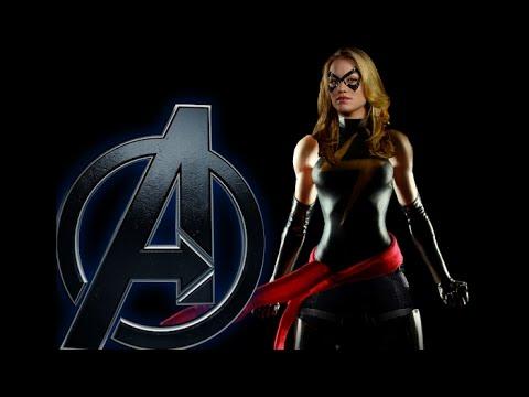 MS. MARVEL meets THE AVENGERS - [HD]