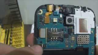Desmontando Samsung Galaxy Grand Duos GT-I9082