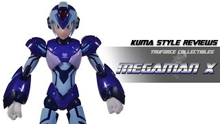 Toy Review: Truforce Collectibles MegaMan X (Designer Series)