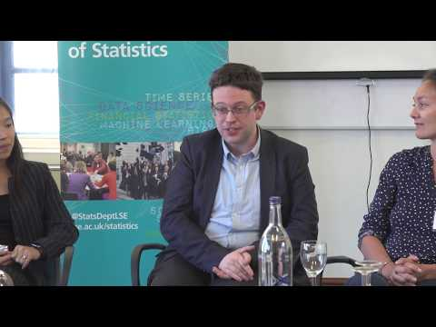 Careers with a Statistics PhD - LSE Alumni Panel