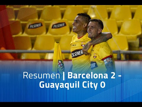 Barcelona SC Guayaquil City Goals And Highlights