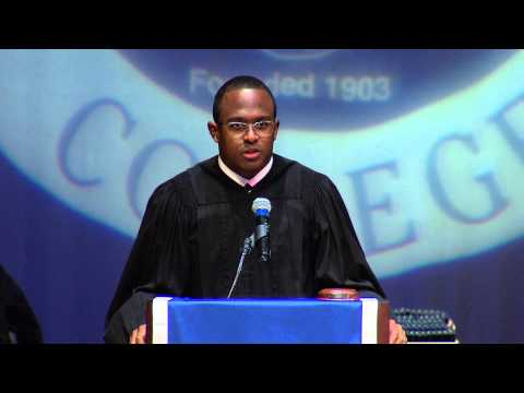 Fisher College Commencement 2015