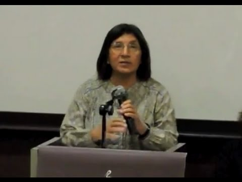 Prof. Rashida Manjoo — The Role of the United Nations Special Rapporteur on Violence against Women