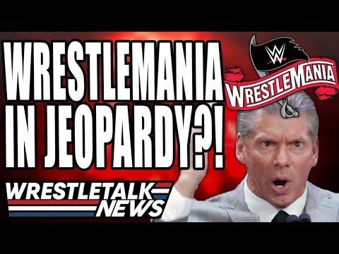 wwe-wrestlemania-36-card-revealed?!-wrestlemania-36-in-jeopardy?!-smackdown-recap-|-wrestletalk-news