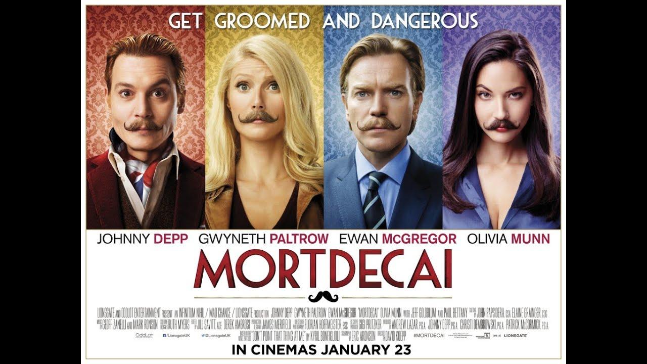 Ο κύριος Μόρντεκαϊ - Mortdecai Full HD Gr Subs