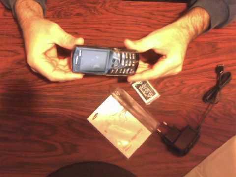 Unboxing Samsung GT E2152 Greek