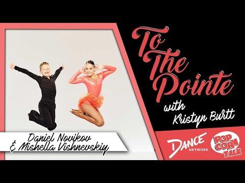 Download Daniel Novikov &  Mishella Vishnevskiy – To The Pointe with Kristyn Burtt