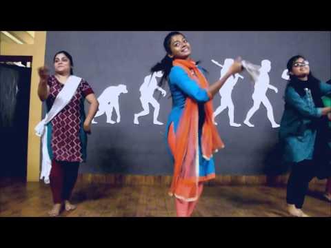 Maila Jada Sambalpuri folk dance choreography