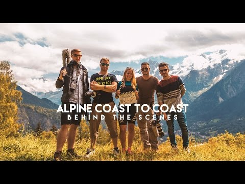 Alpine Coast to Coast - Behind The Scenes