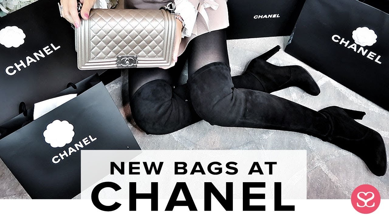 aa6c04efb1ab MY NEW CHANEL    ALL  THE NEW BAGS FOR THIS SEASON!