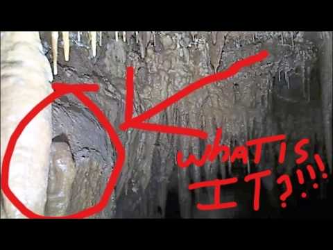 Frightening Discovery In Underground Cave!