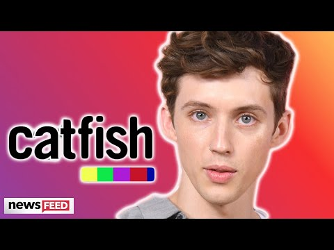 Troye Sivan Admits Getting CATFISHED