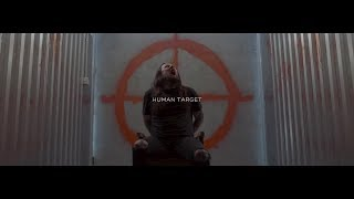 Смотреть клип Thy Art Is Murder - Human Target