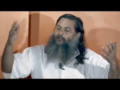 साधु प्रवचन - Hindu sadhu on the power of Christ (Hindi)