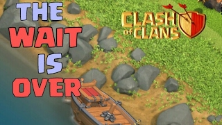 Finally The Ship is here | Clash of clans new update