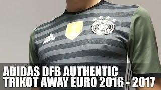 Adidas DFB Away Authentic Jersey (Euro 2016) DFB Trikot