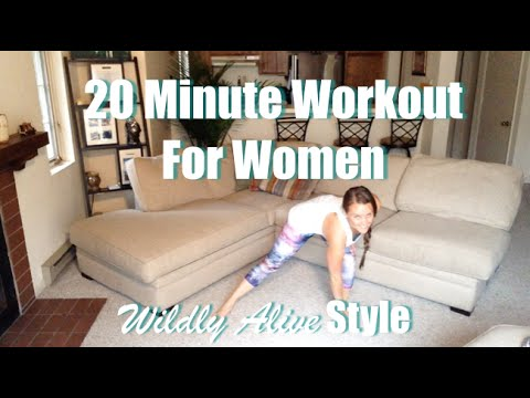 20 Minute Workout For Women (wildly Alive Style) FREE PDF Part 71