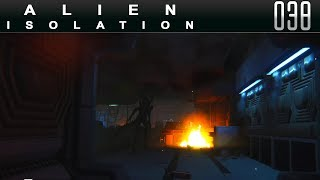 👽 ALIEN ISOLATION #038 | Der Weg zum Raumfahrt-Terminal | Let's Play Gameplay Deutsch thumbnail