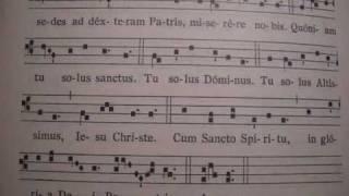"Missa "" ORBIS FACTOR"", Gregoriano, Giovanni Vianini, Schola Gregoriana Mediolanensis, Milano, Italia"