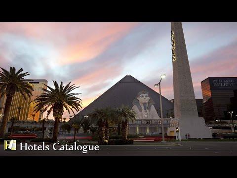 Luxor Hotel & Casino Las Vegas - Luxury Las Vegas Hotel Tour