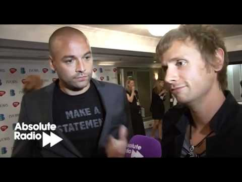 Muse interview at the Ivor Novello Awards 2011