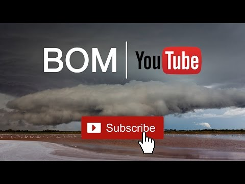 The Bureau of Meteorology on YouTube