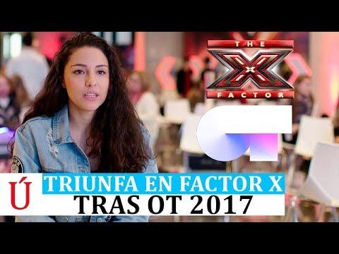 De rechazada en Operación Triunfo 2017 a triunfar en Factor X España: Elena Farga conquista a Risto