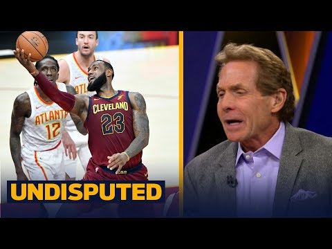 Skip and Shannon react to LeBron's 25 pts, 17 ast game vs. the Hawks   UNDISPUTED
