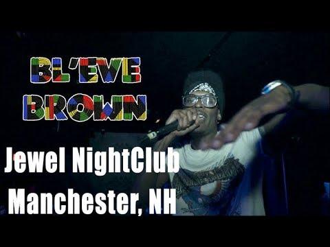 BL'EVE Brown On Tour w/Cormega JEWEL Nightclub!