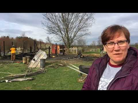 Hope Springs Farm recovering after fire