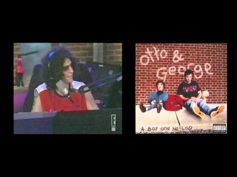 Howard Stern talks about the passing of Otto and George