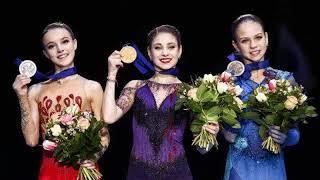 Косторная Щербакова и Трусова вошли в состав сборной России на чемпионат мира
