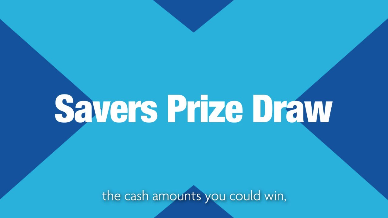 Halifax UK | Halifax Savers Prize Draw | Savings