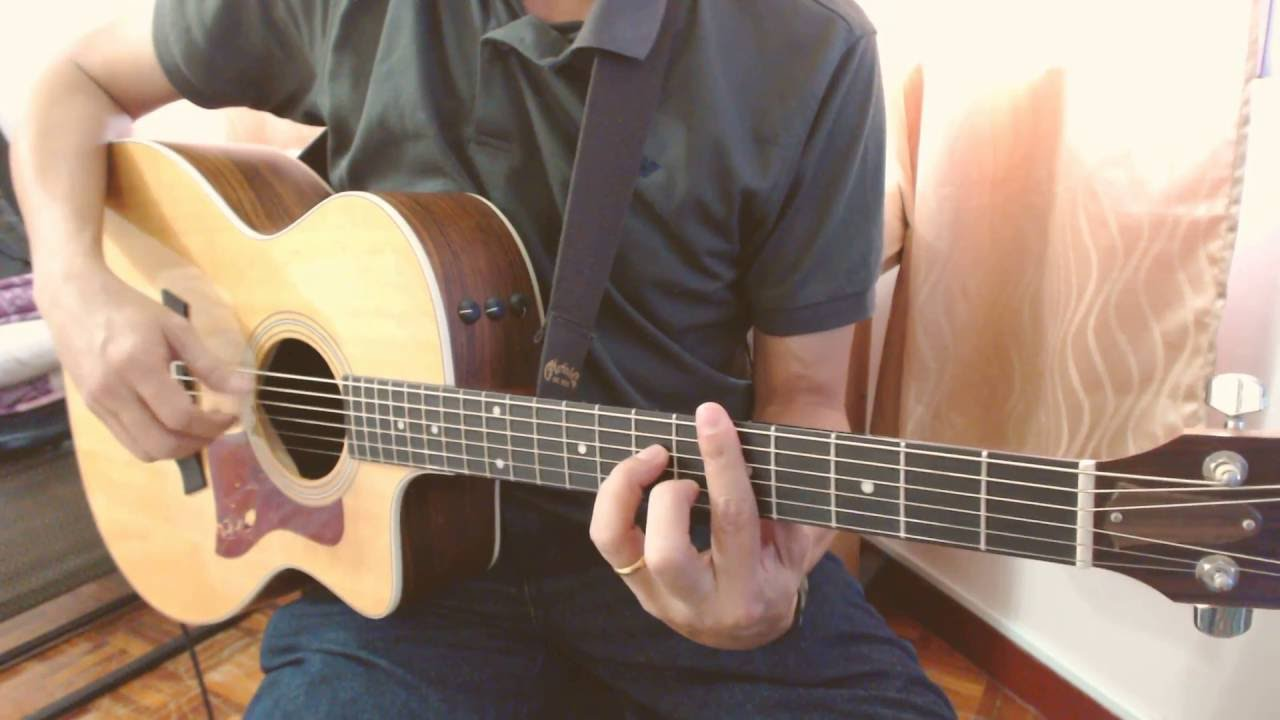 A Groovy Kind Of Love Phil Collin Acoustic Cover Youtube