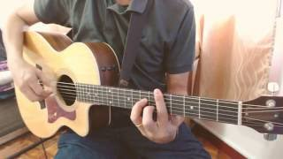 A Groovy Kind of Love Phil Collin Acoustic Cover