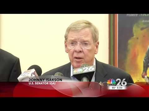 WAGT: Senator Johnny Isakson says Ft. Gordon safe from military cuts