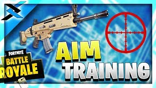 So train your AIM! Fortnite Tips & Tricks