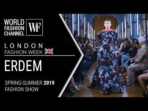 Erdem | Spring-summer 2019 London fashion week