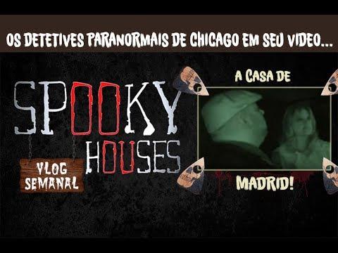 Análise Espiritual - Detetives Paranormais em A Casa de Madrid