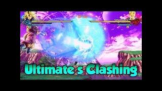Ultimate's Clashing! Attacks Clash - Dragon Ball Xenoverse 2