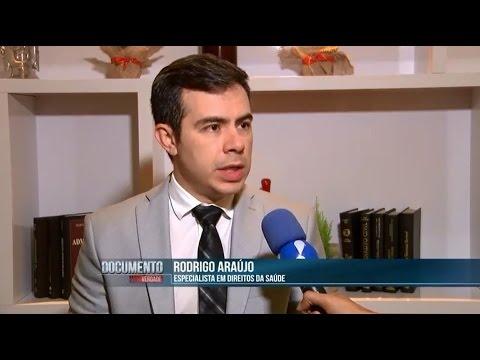 RedeTV! – 10/12/2015 - Programa Documento Verdade – Saúde no Brasil – Erro Médico e Próteses