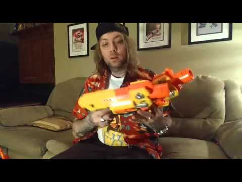 NERF THRIFTING: Ping and/or Pong.
