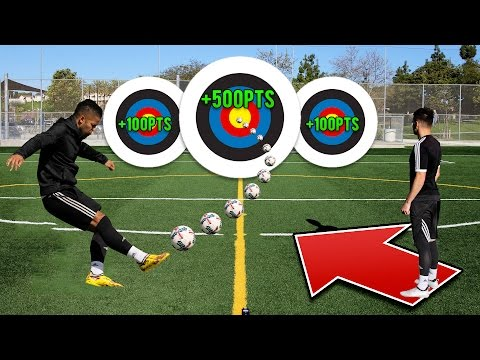 ULTIMATE FOOTBALL CHALLENGES!