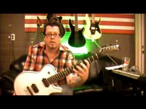 Ratt - Lay It Down - Guitar Lesson by Mike Gross