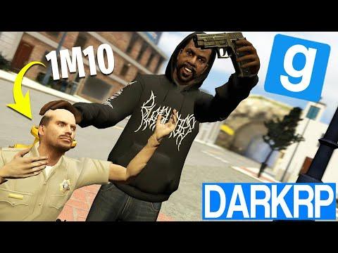 LE POLICIER NAIN ! - Garry's Mod DarkRP