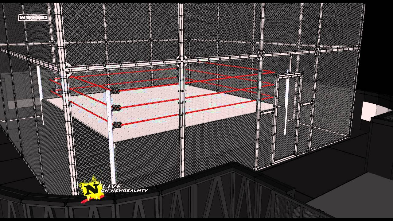 Wwe Hell In A Cell Toys 25
