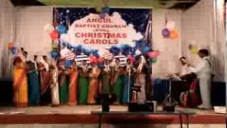 ANGUL BAPTIST CHURCH-CAROLS 2013-5
